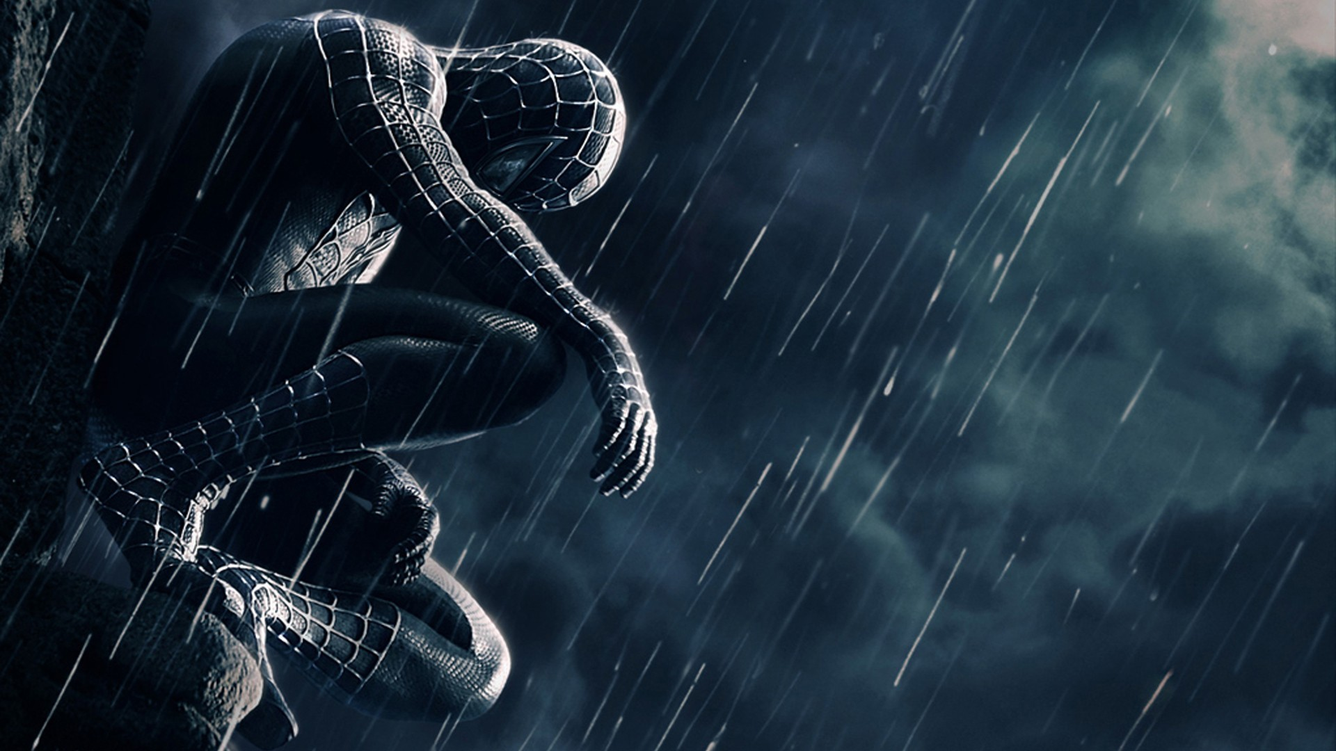 Black spiderman s wallpaper wide cool hd wallpaper - Black and white spiderman wallpaper ...