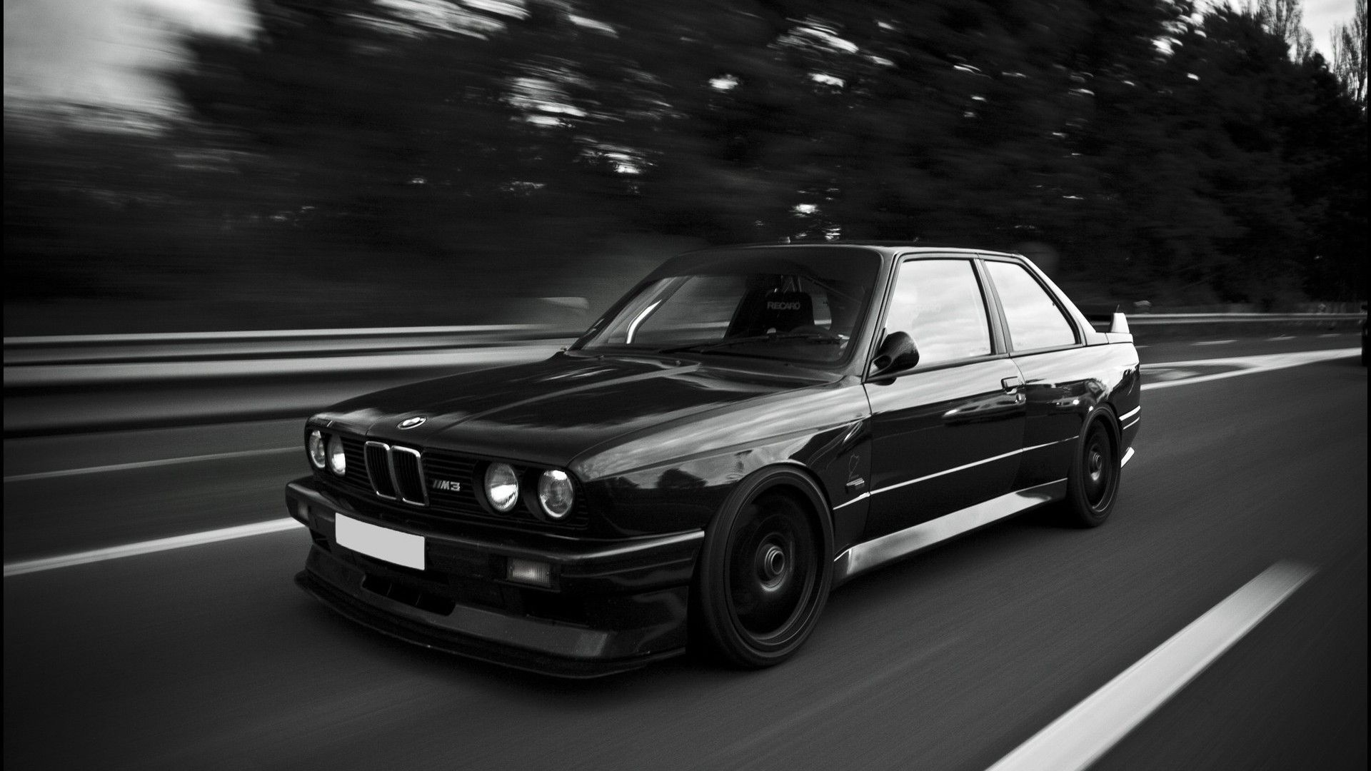 Bmw Black Picture Is Cool Wallpapers