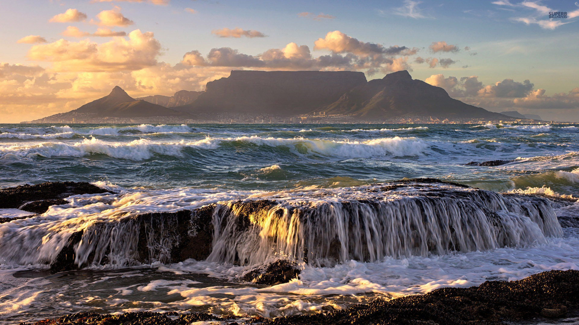 Cape Town Table Mountain Background Is Cool Wallpapers