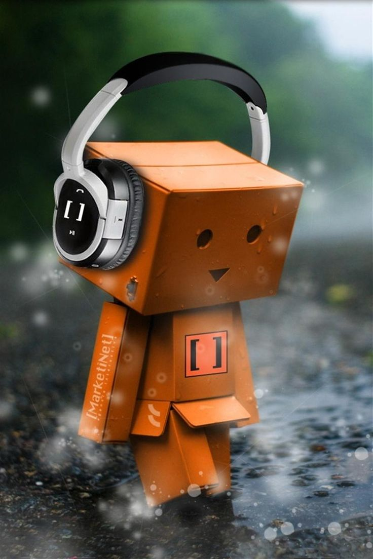 Cute Box Robot Wallpapers Images Is Cool Wallpapers