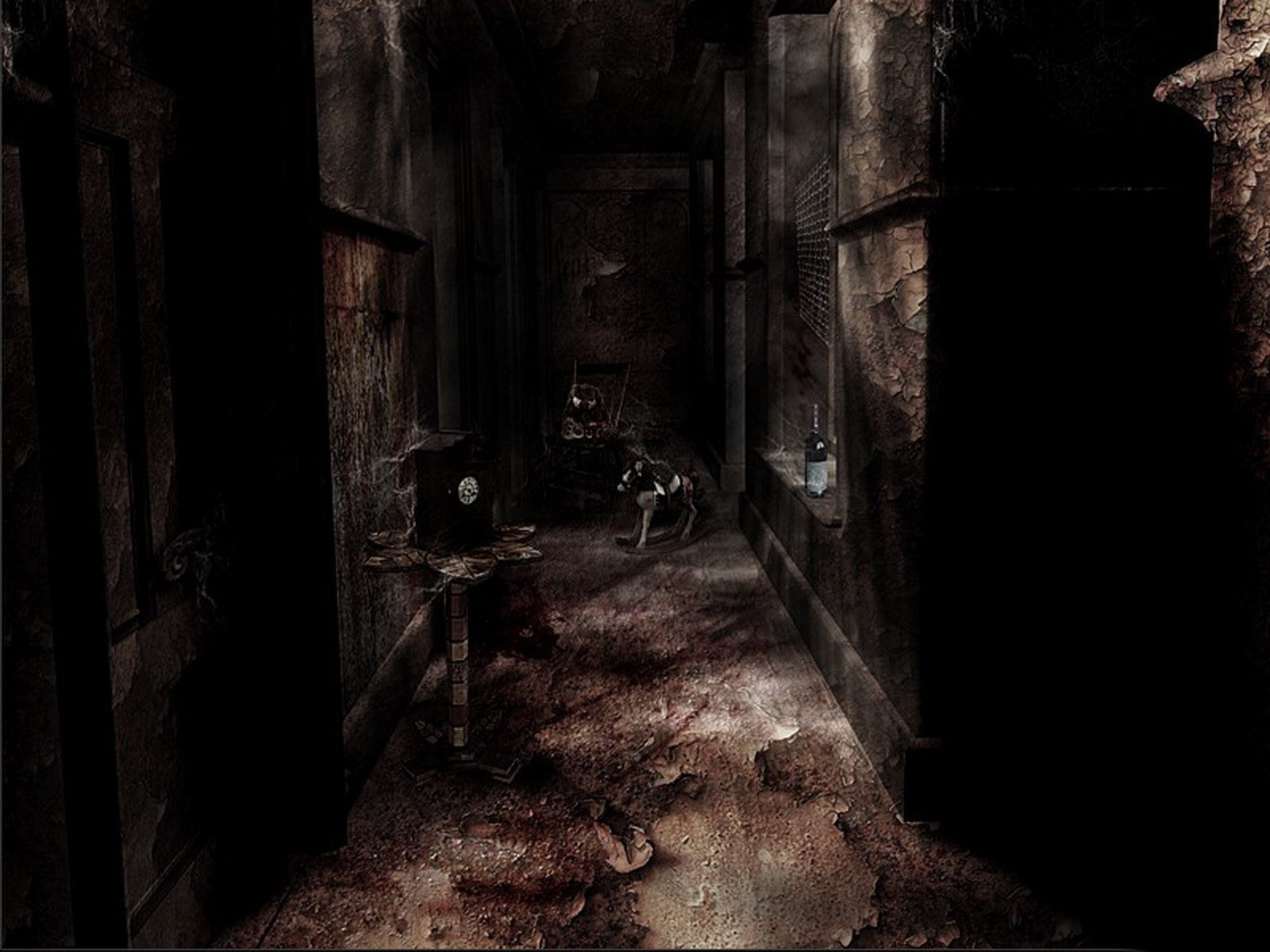 Dark Horror Backgrounds Is Cool Wallpapers