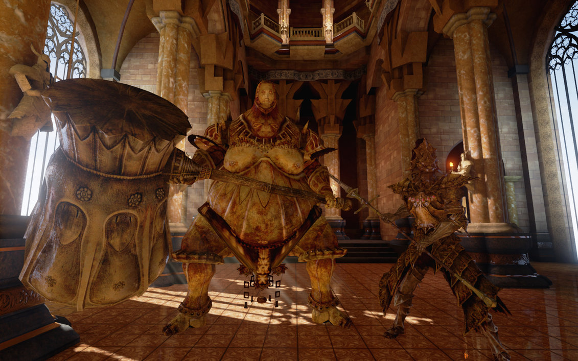 Dark Souls Ornstein And Smough Wallpapers Photo Is Cool Wallpapers