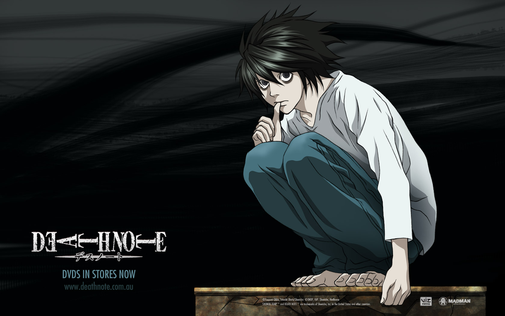 Death Note L Wallpaper Images Is Cool Wallpapers