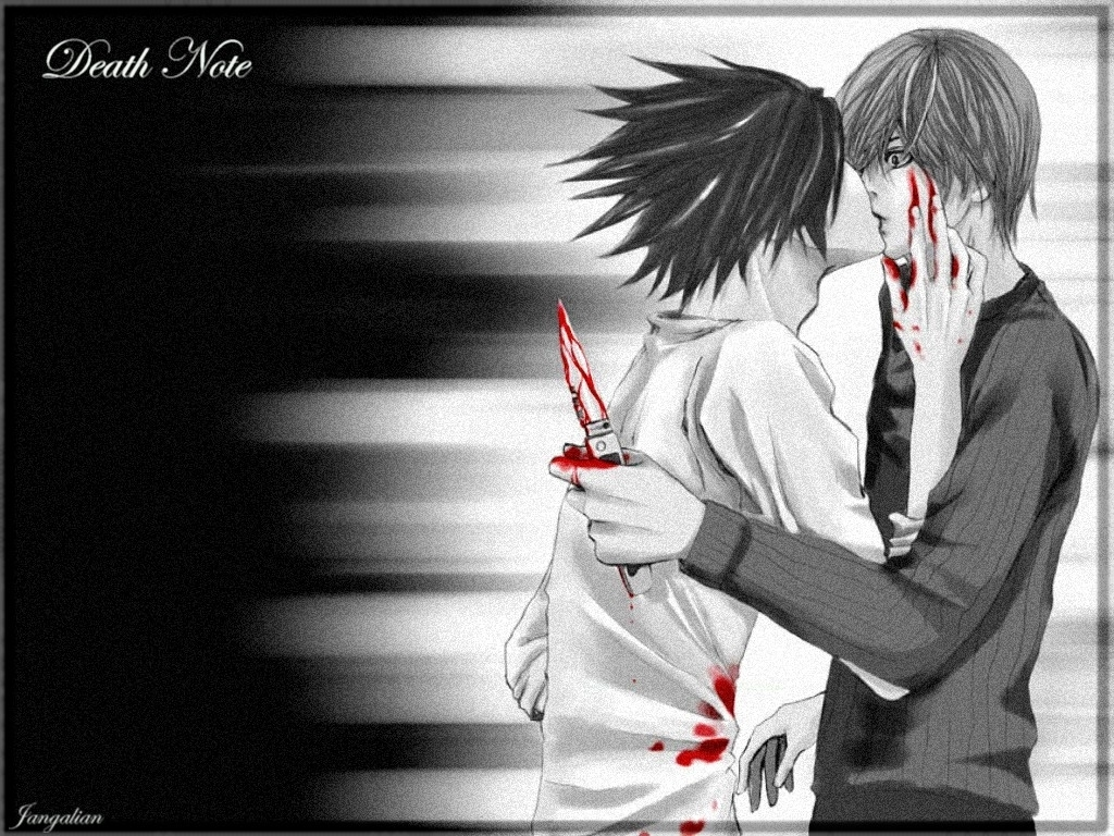 Death Note L Wallpapers Full Hd Is Cool Wallpapers