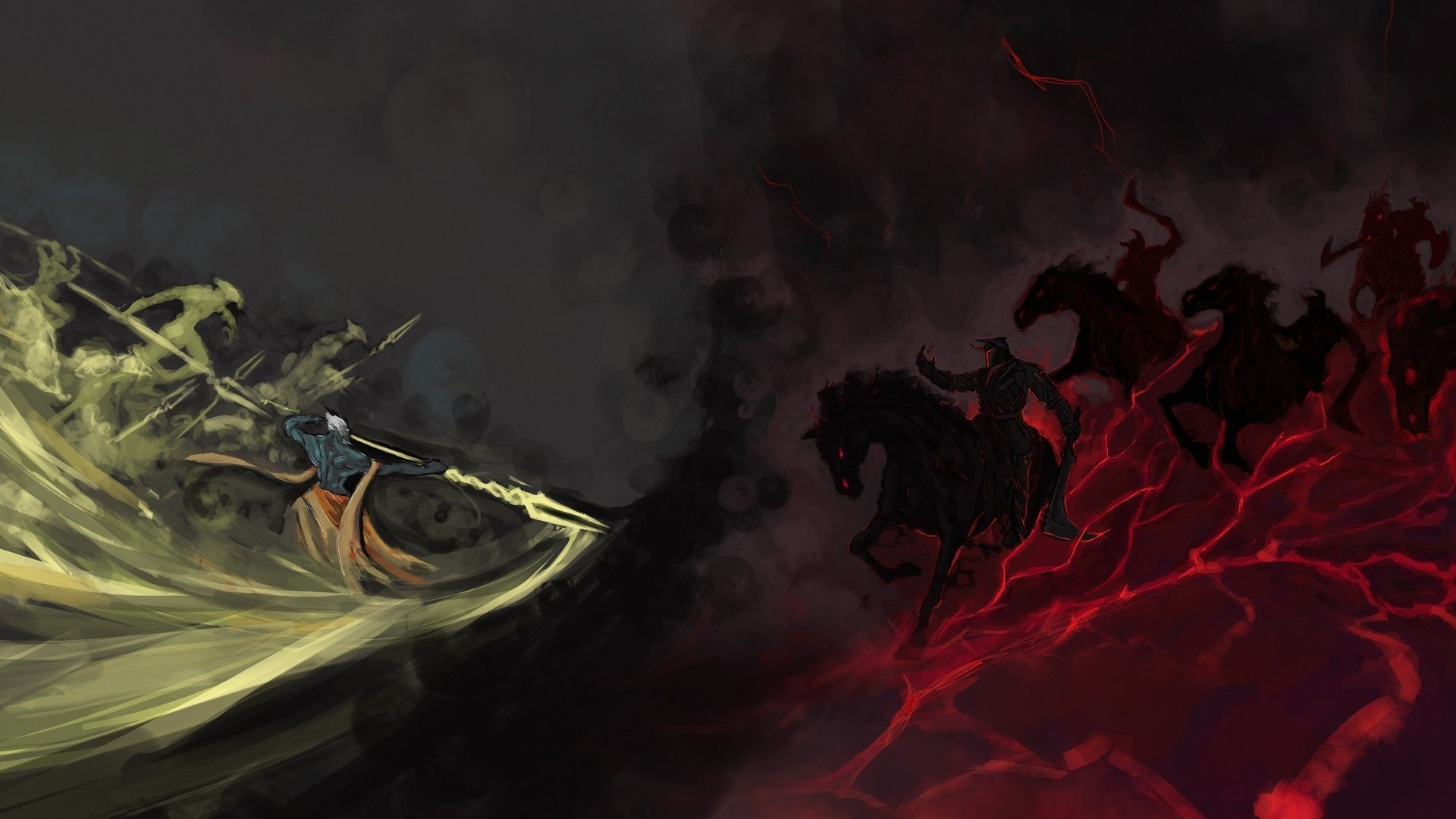 Dota 2 Chaos Knight Wallpapers Desktop Background Is Cool Wallpapers