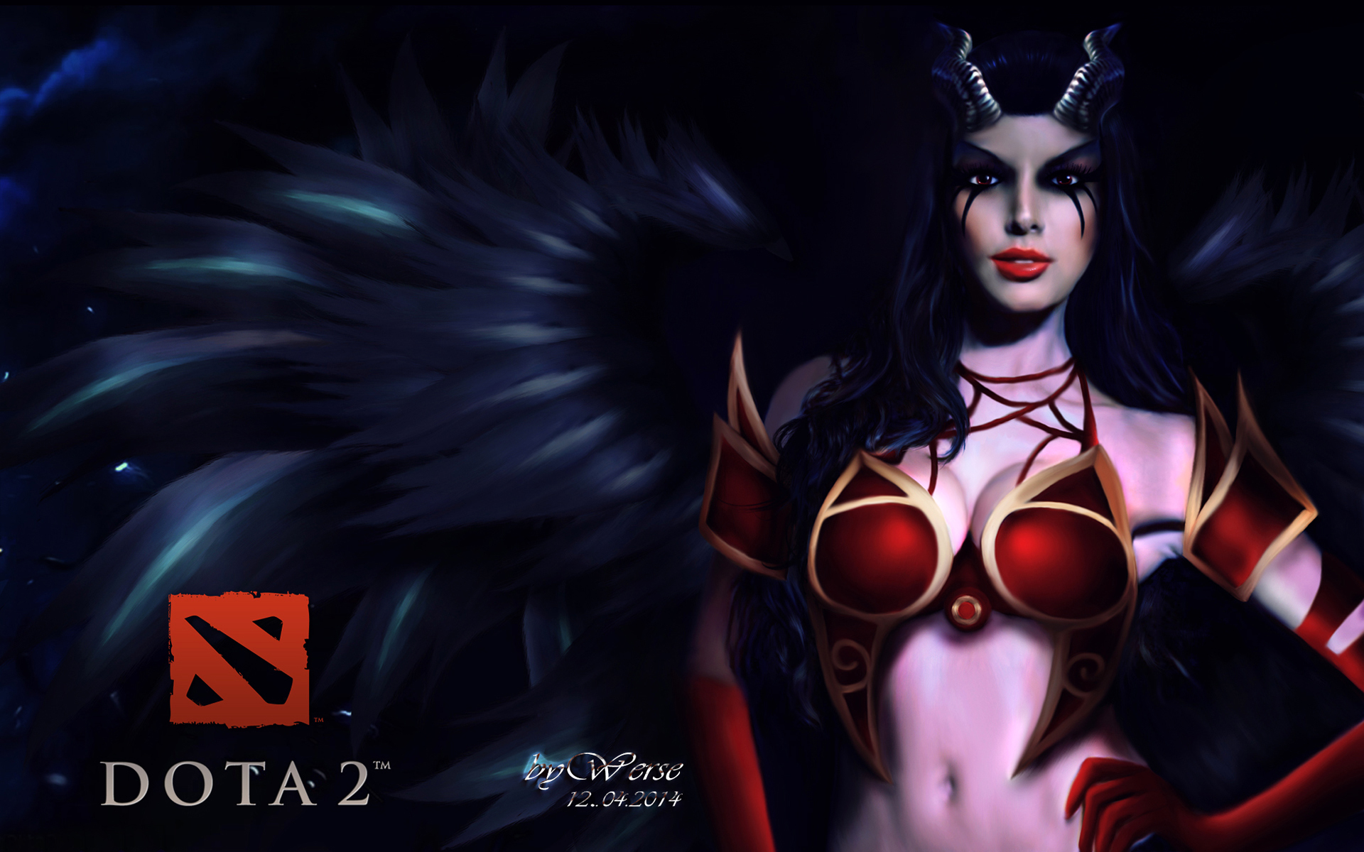 Dota 2 Queen Of Pain Wallpapers Picture Is Cool Wallpapers