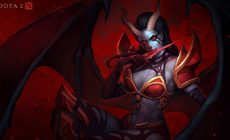 Dota 2 Queen Of Pain Wallpapers Widescreen Is Cool Wallpapers