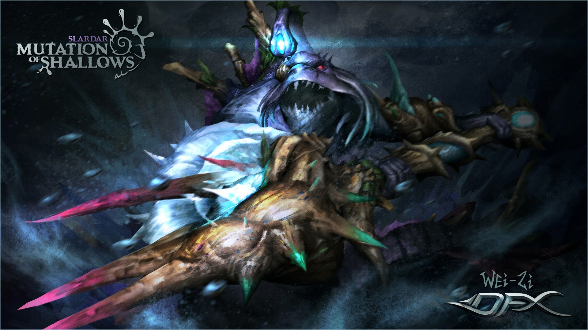 Dota 2 Slardar Wallpapers Is Cool Wallpapers