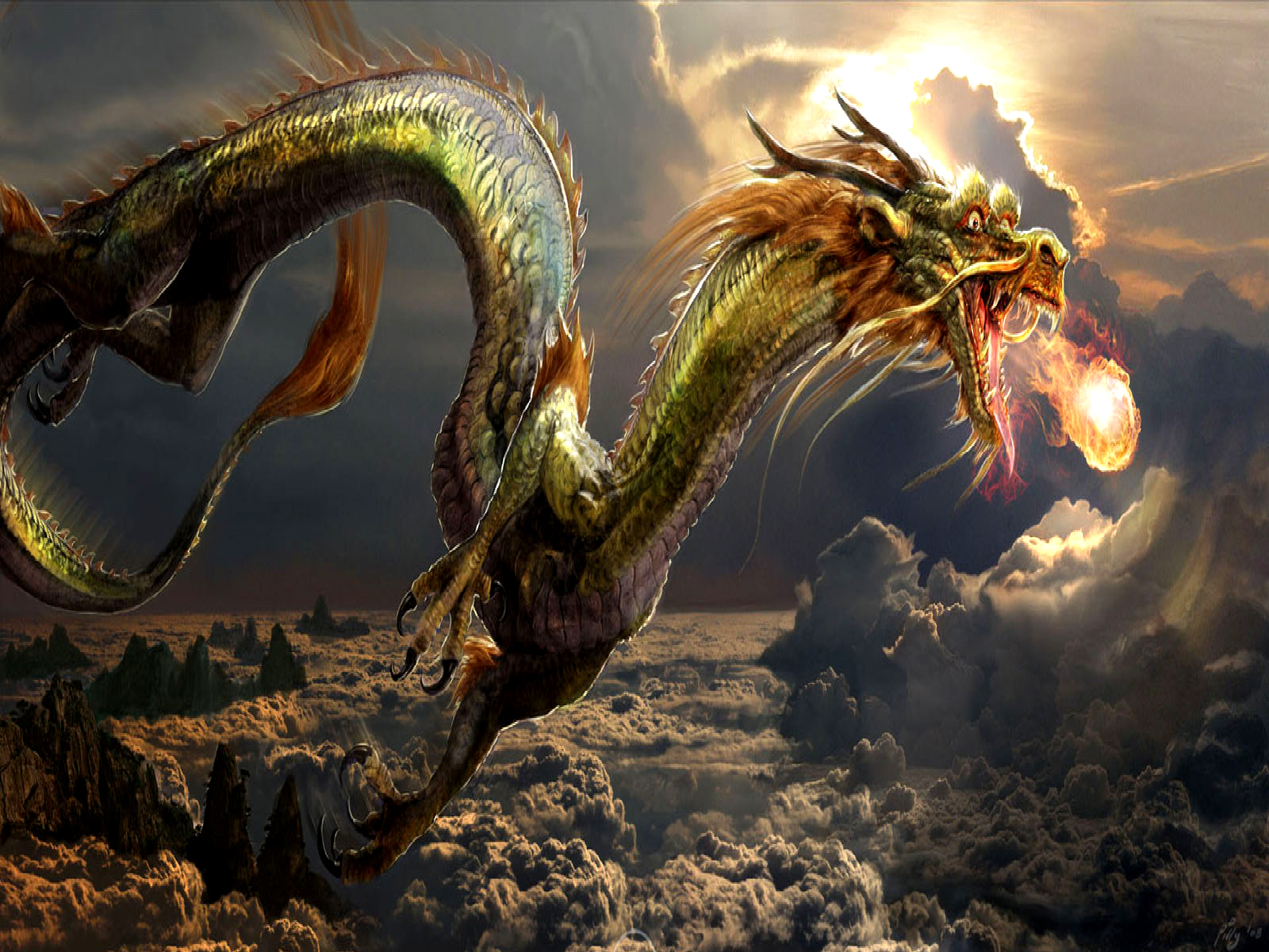 Dragon S 3d Wallpaper Mobile Is Cool Wallpapers