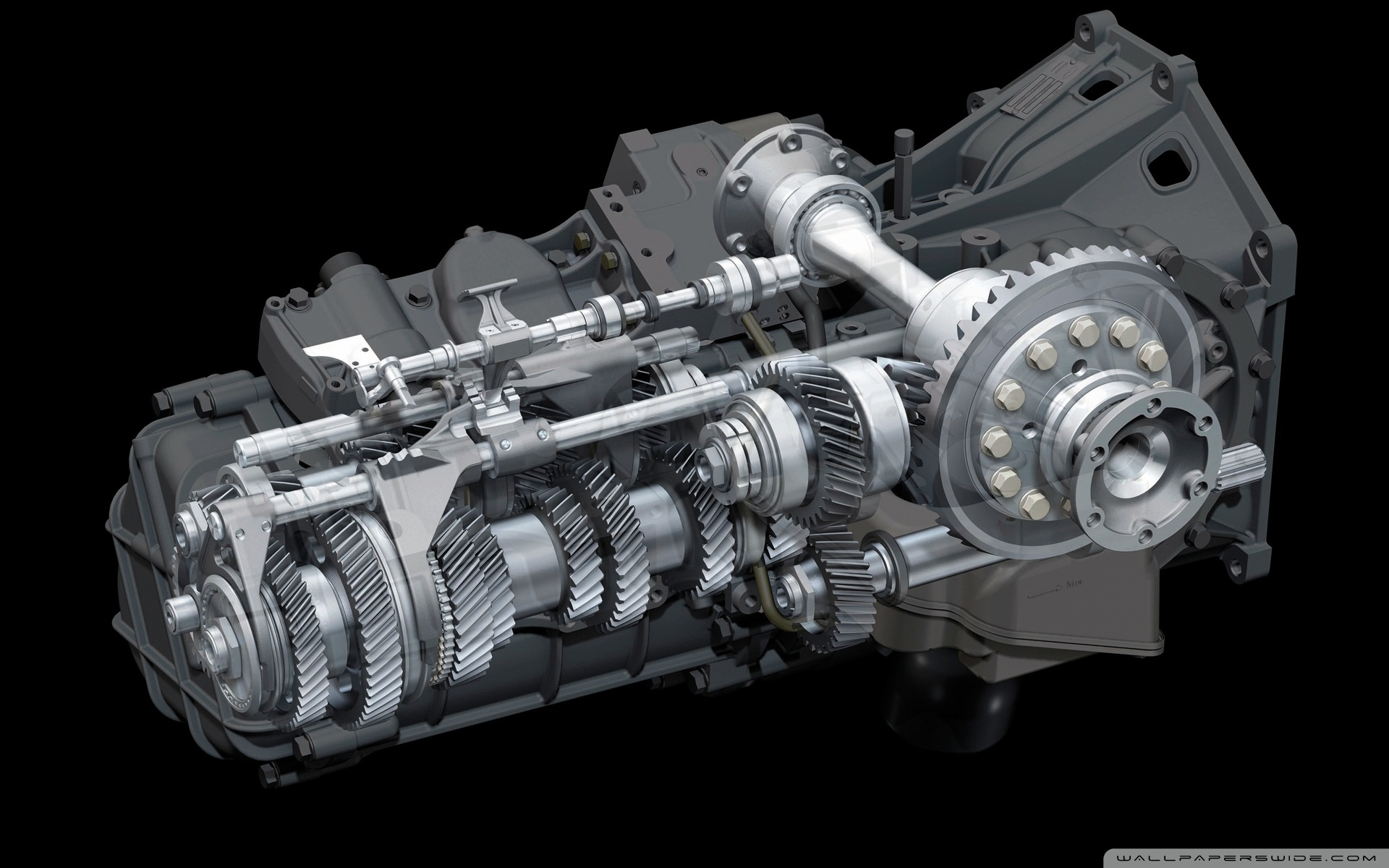 Engine 3d Wallpaper Picture Is Cool Wallpapers
