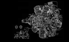 Engine Cutaway Wallpapers Desktop Is Cool Wallpapers
