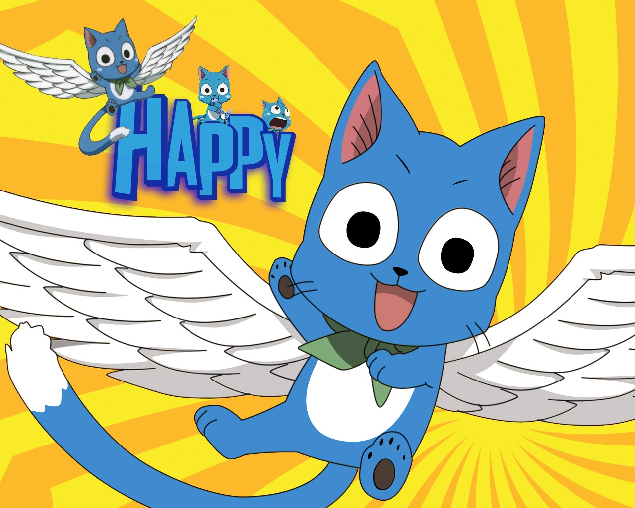 Fairy Tail Happy Wallpaper Hd Is Cool Wallpapers