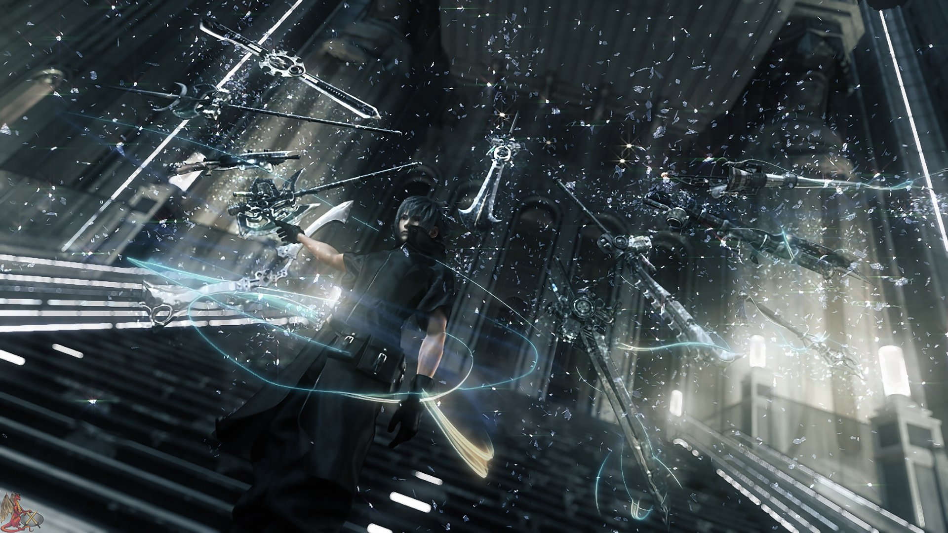 Final Fantasy 15 Noctis Wallpaper Wide Is Cool Wallpapers