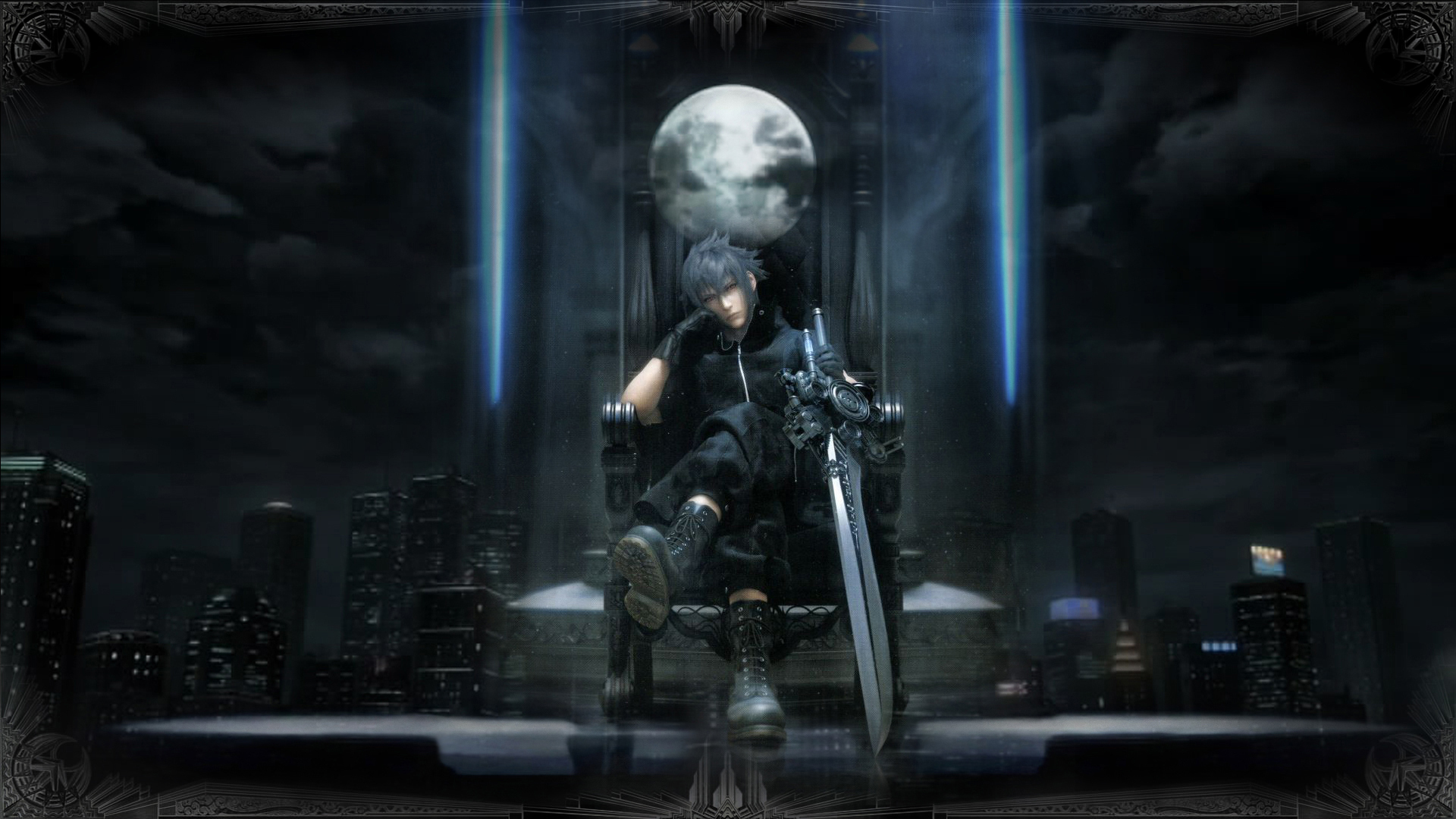 Final Fantasy 15 Noctis Wallpapers Phone Is Cool Wallpapers