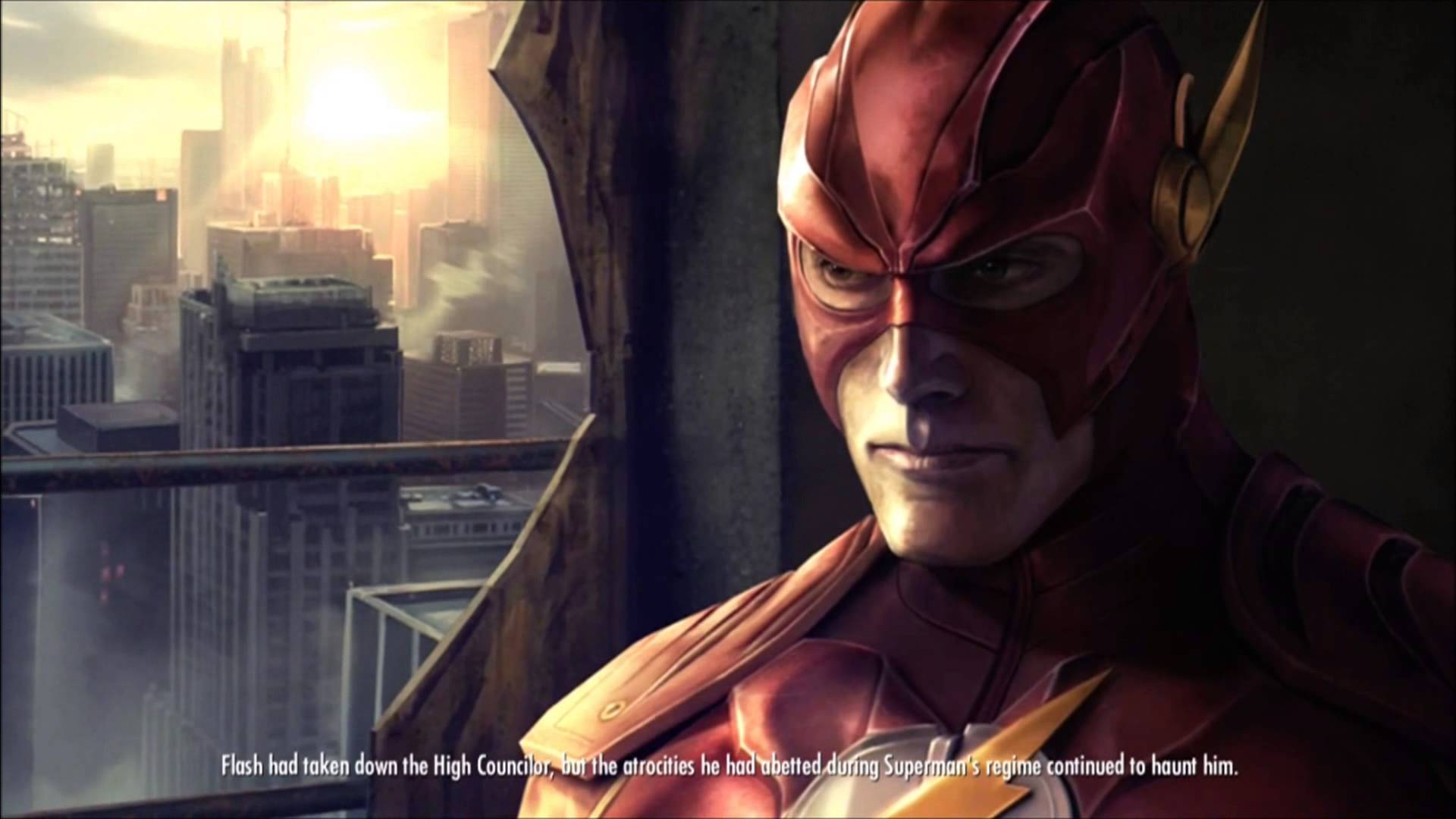 Flash Injustice Wallpaper Images Is Cool Wallpapers