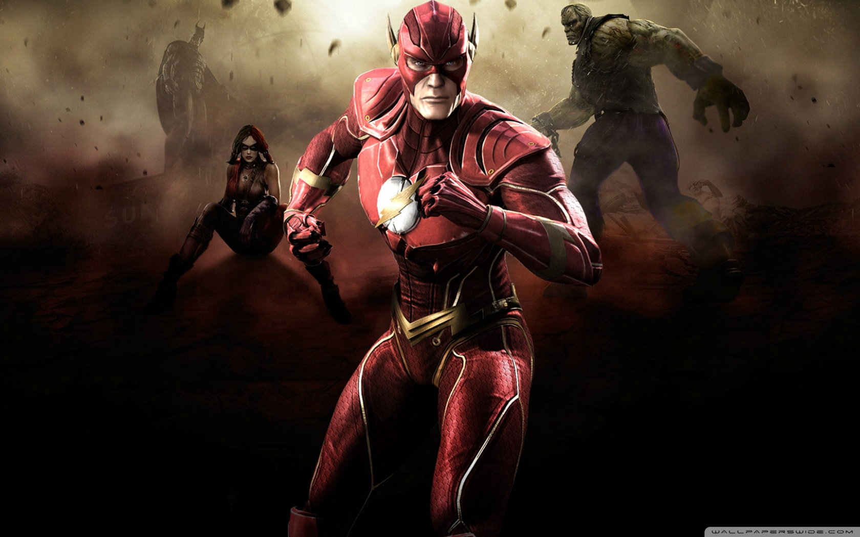 Flash Injustice Wallpapers 1080p Is Cool Wallpapers