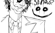 Joker Why So Serious Drawings Wallpaper Desktop Is Cool Wallpapers