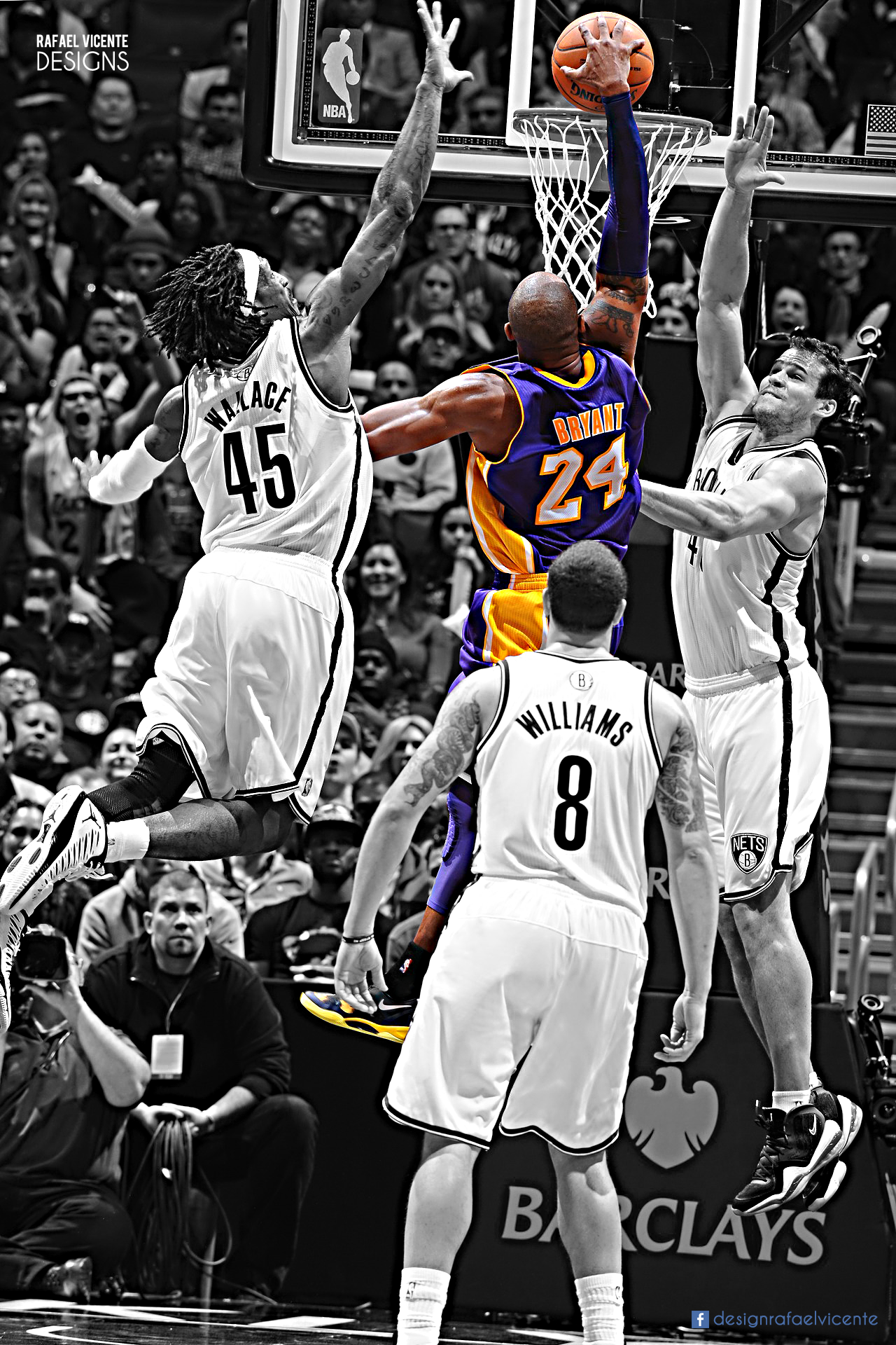 Kobe Bryant Dunk Wallpapers Mobile Is Cool Wallpapers