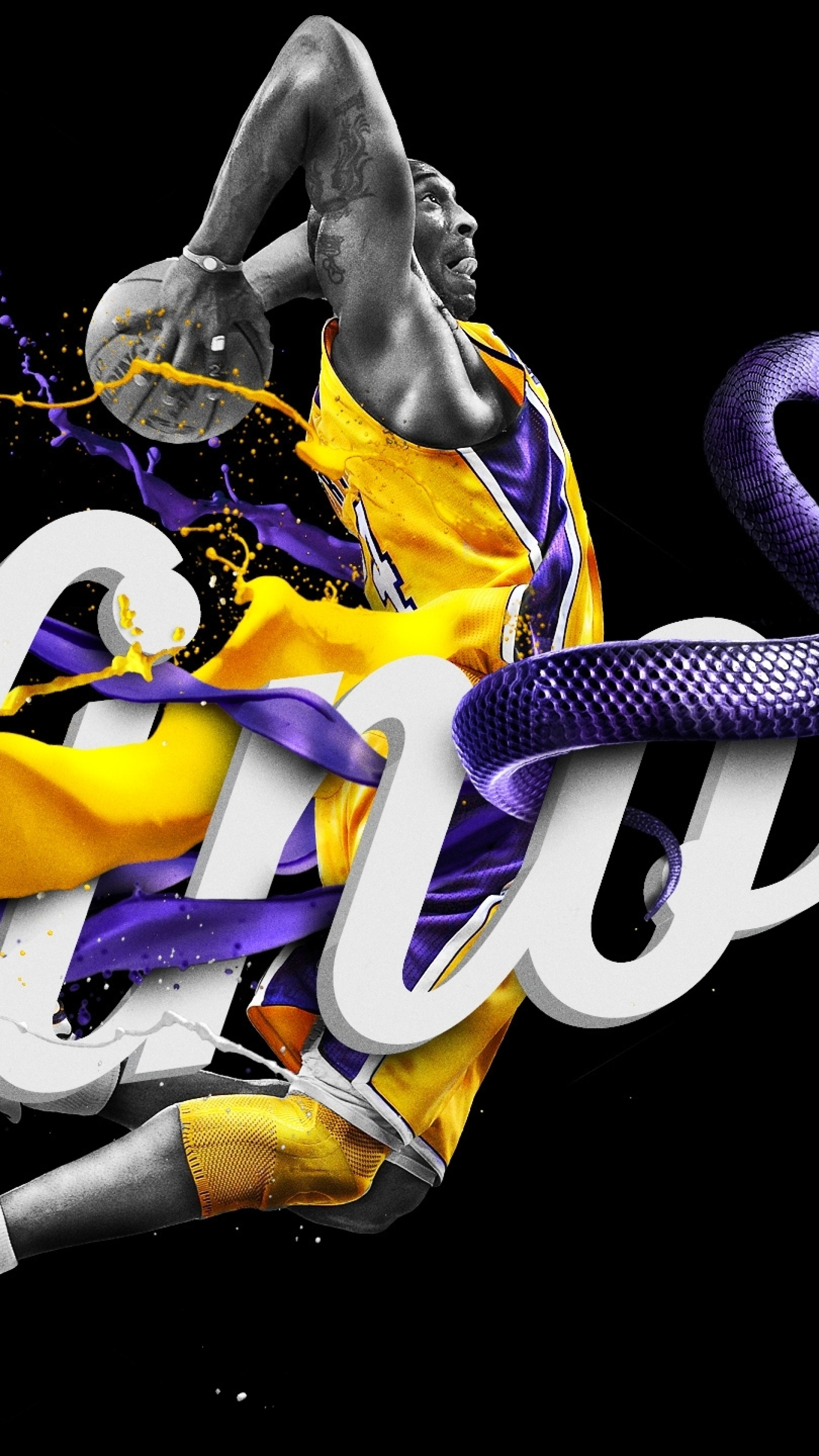 Kobe Bryant Logo Backgrounds Is Cool Wallpapers