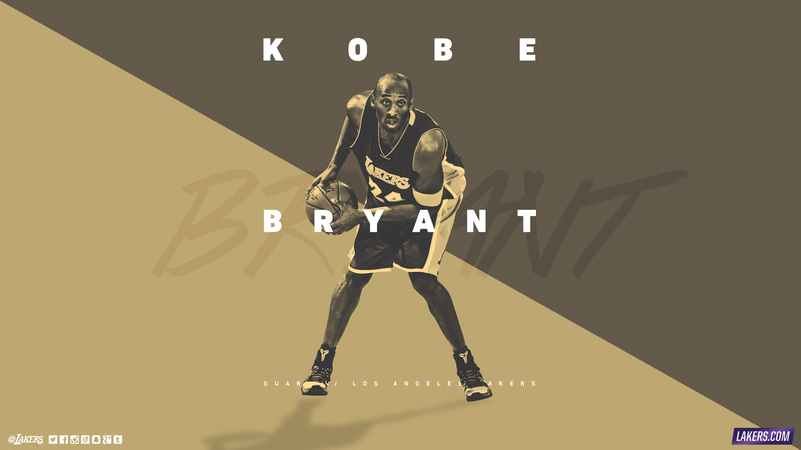 Kobe Bryant Logo Wallpapers High Quality Is Cool Wallpapers