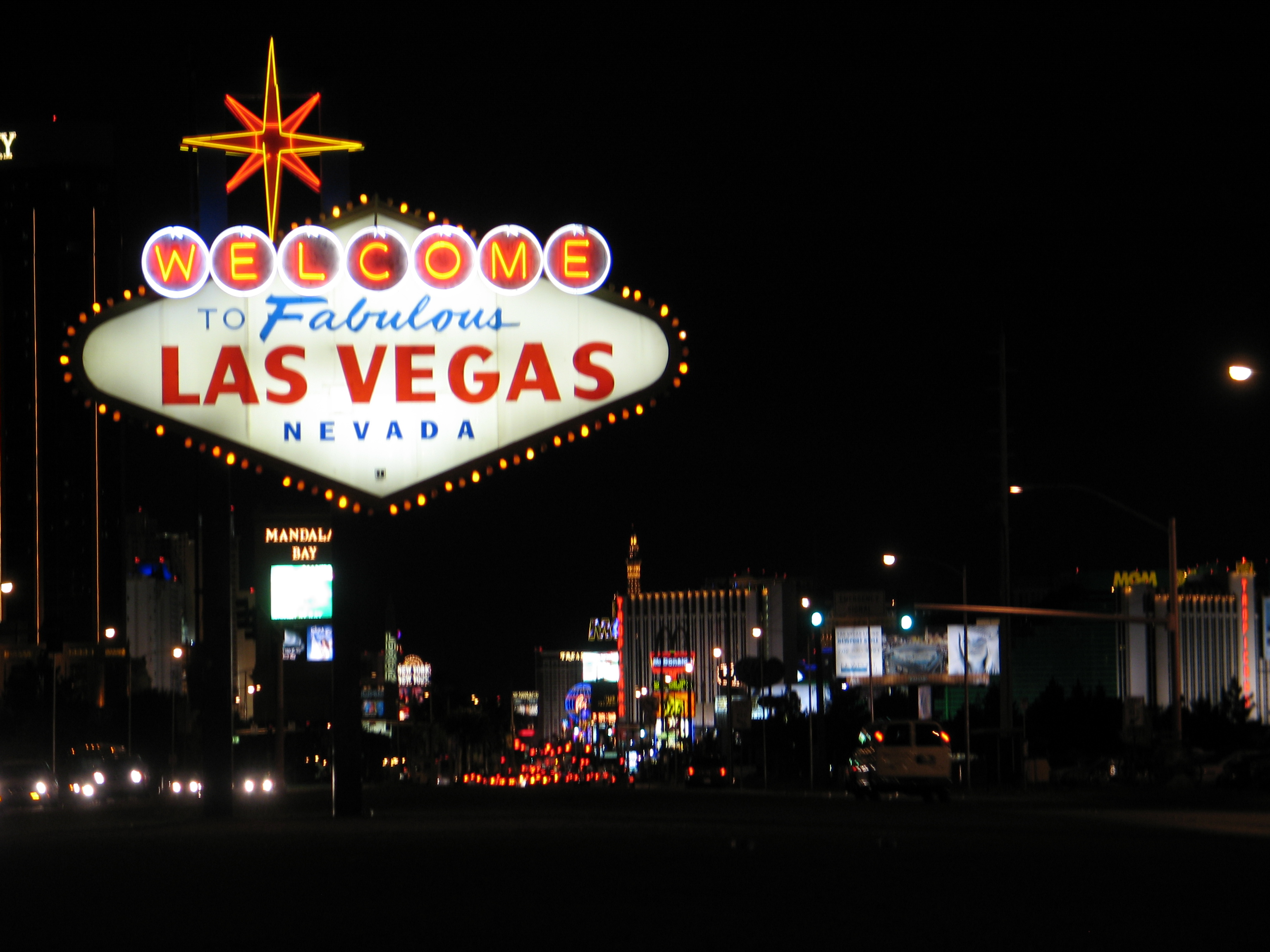 Las Vegas Sign Background Is Cool Wallpapers
