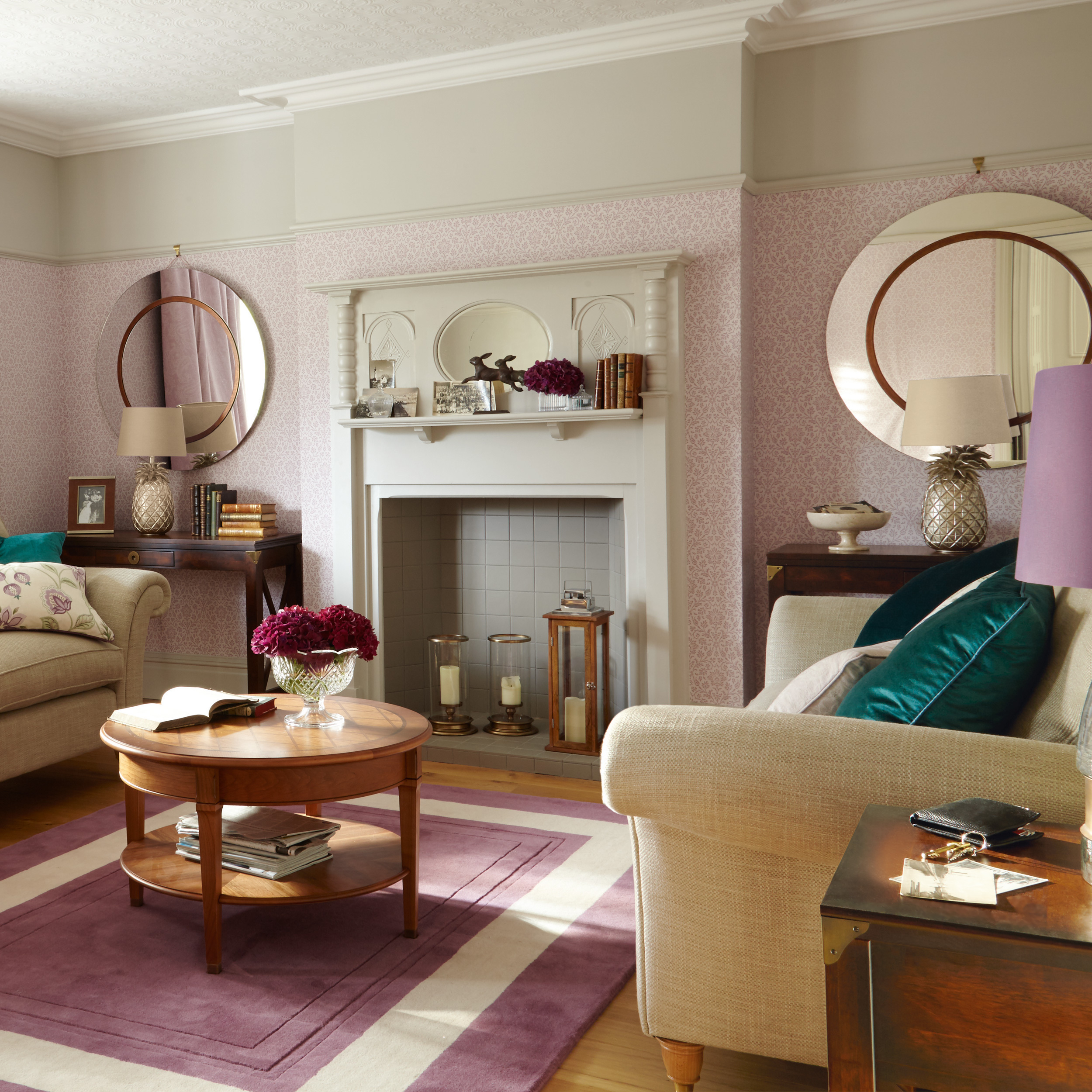 Laura Ashley Living Room Wallpaper Background Is Cool Wallpapers