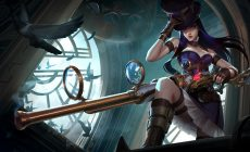 League Of Legends Caitlyn Wallpaper Full Hd Is Cool Wallpapers
