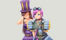 League Of Legends Caitlyn Wallpaper High Quality Resolution Is Cool Wallpapers