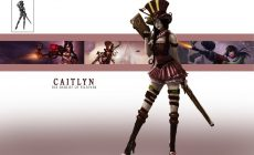 League Of Legends Caitlyn Wallpapers Free Is Cool Wallpapers