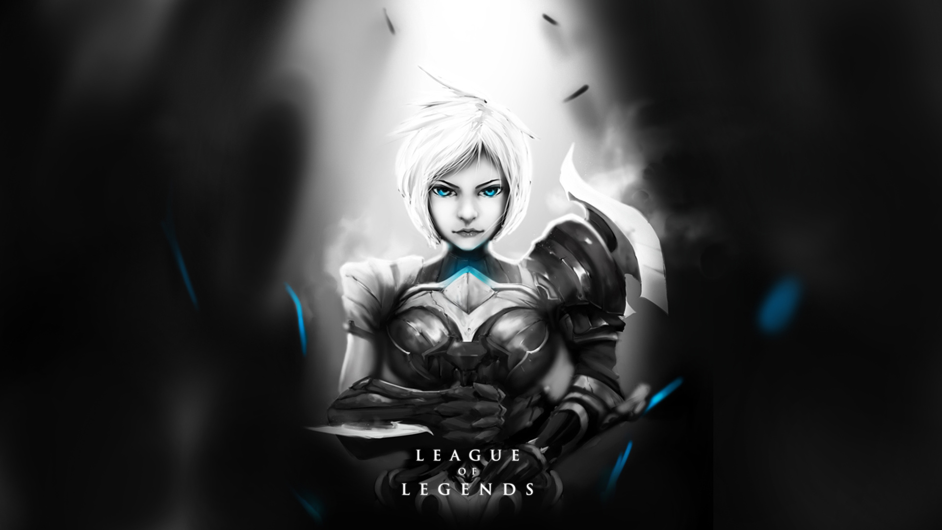League Of Legends Championship Riven Wallpaper Background Is Cool Wallpapers