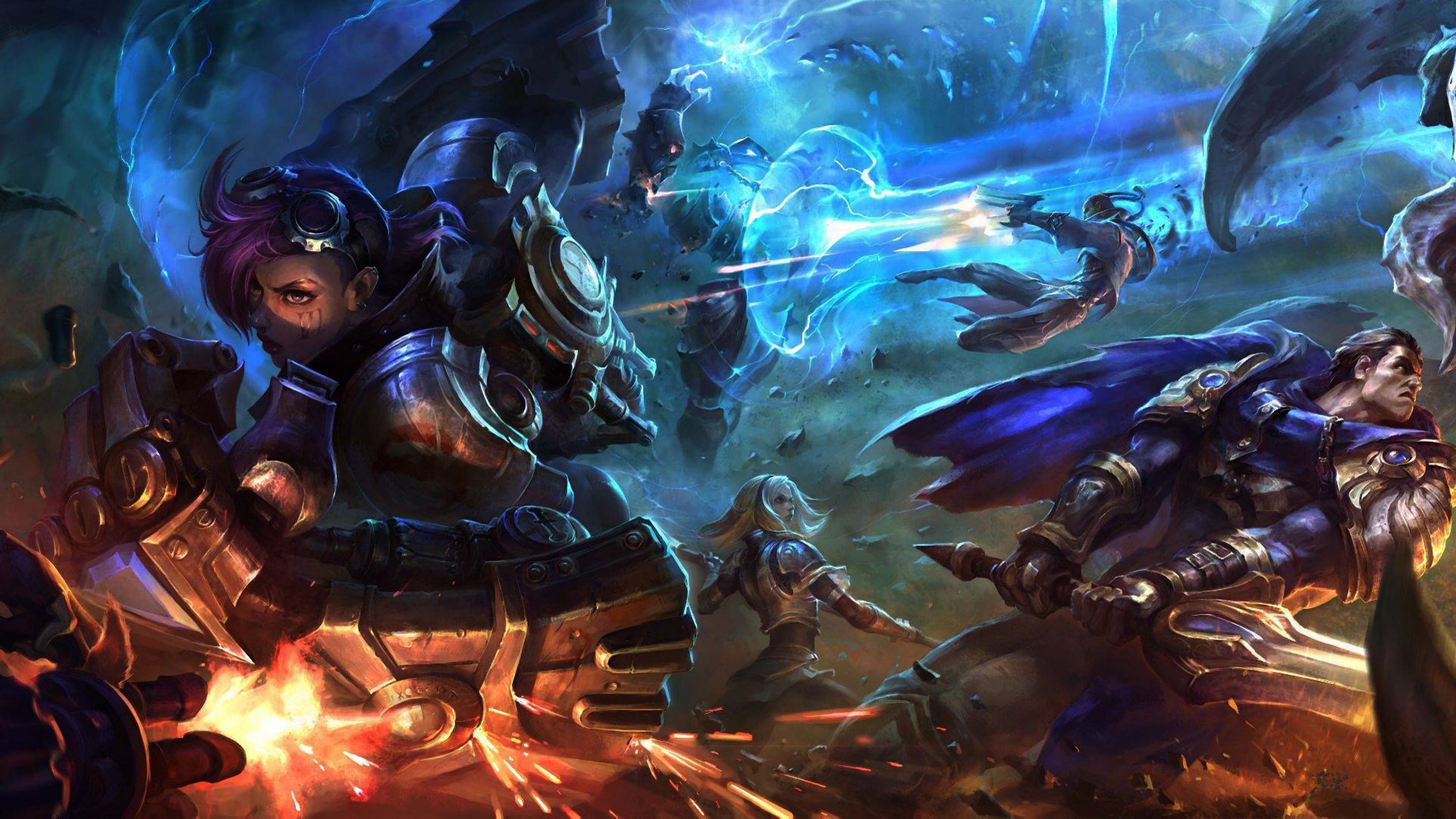 League Of Legends Elementalist Lux Wallpapers Picture Is Cool Wallpapers