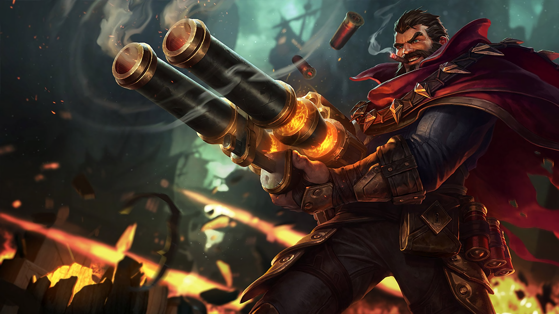 League Of Legends Graves Wallpapers High Quality Resolution Is Cool Wallpapers