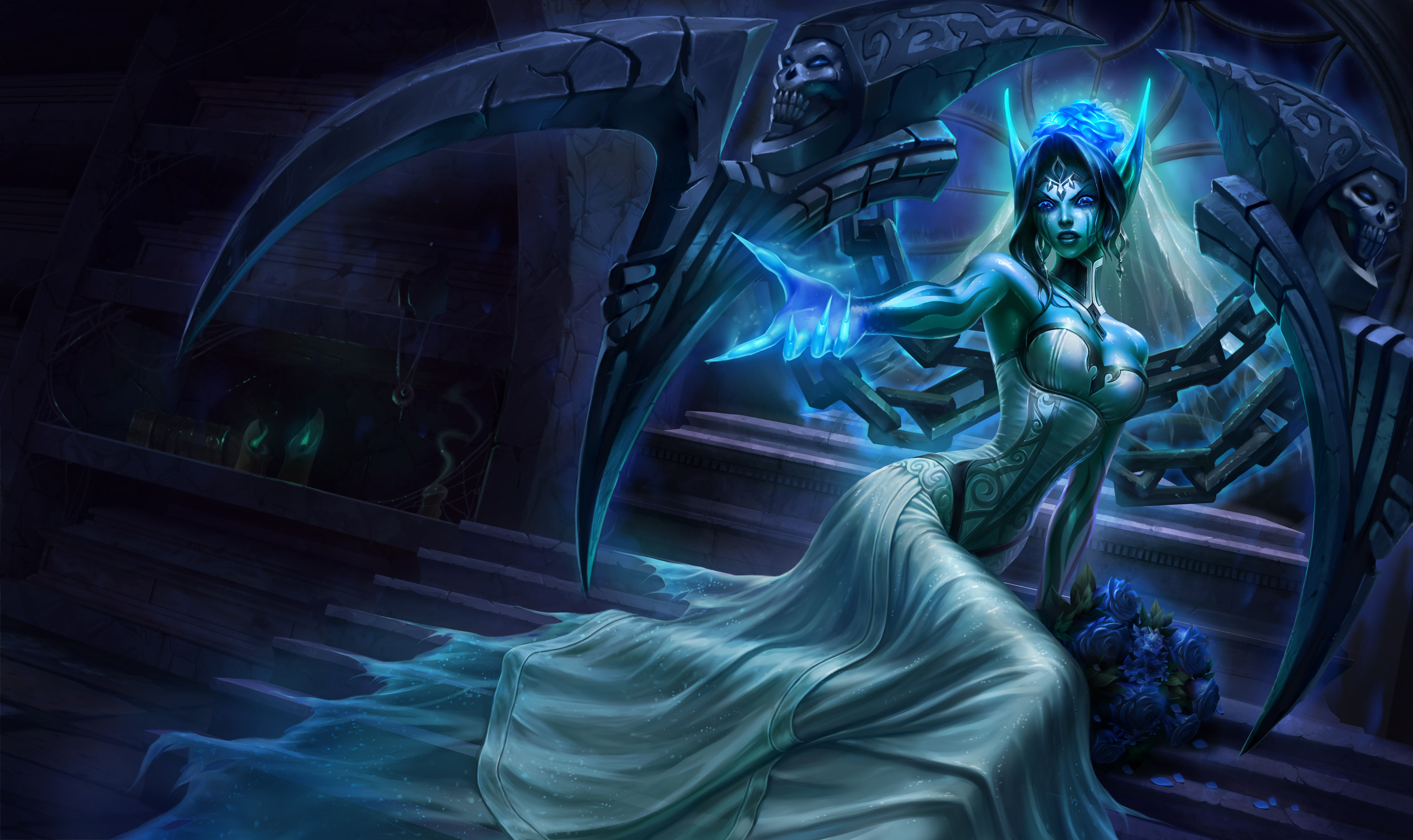League Of Legends Morgana Wallpapers High Resolution Is Cool Wallpapers