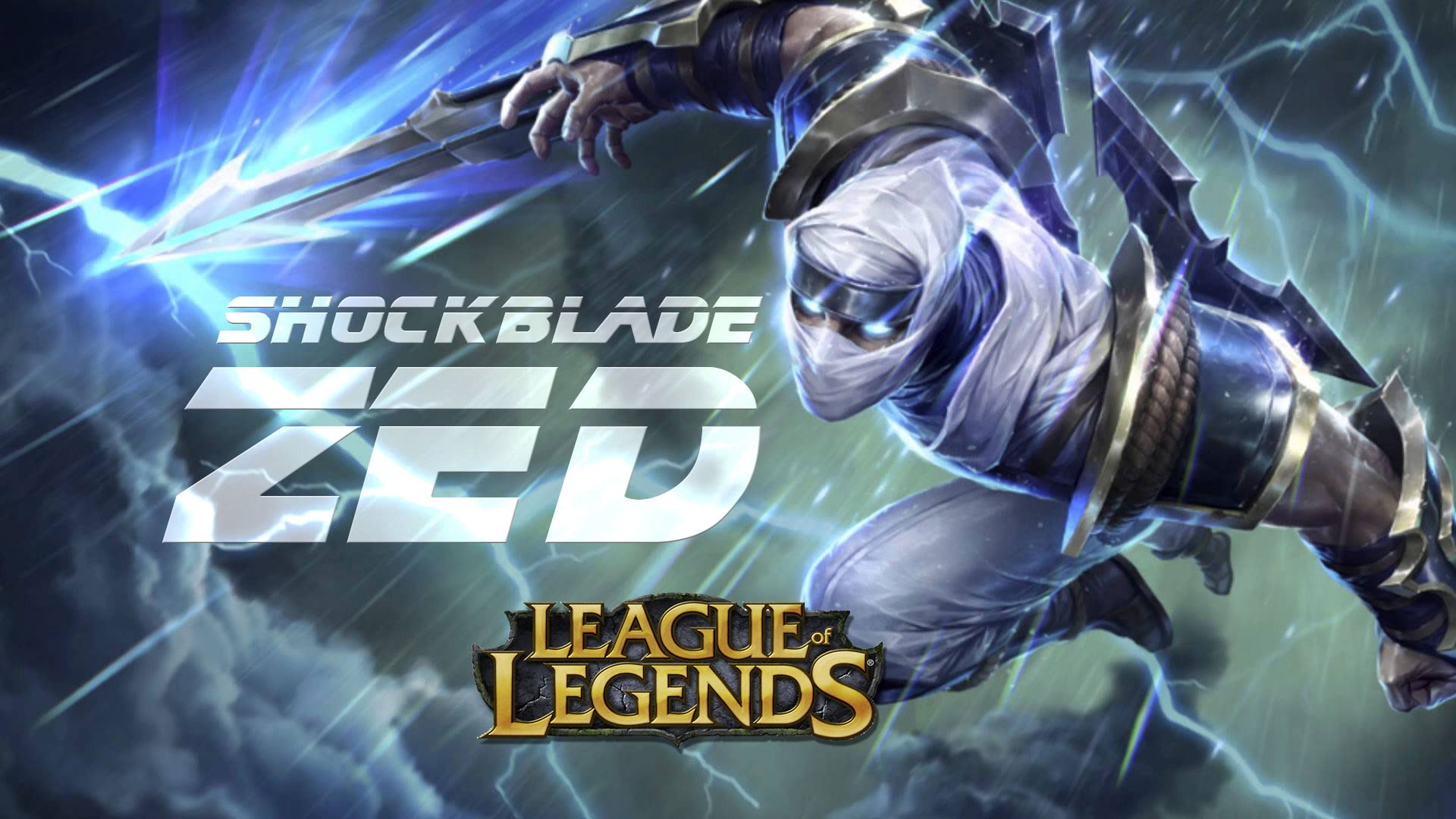 League Of Legends Shockblade Zed Wallpapers Hd Resolution Is Cool Wallpapers