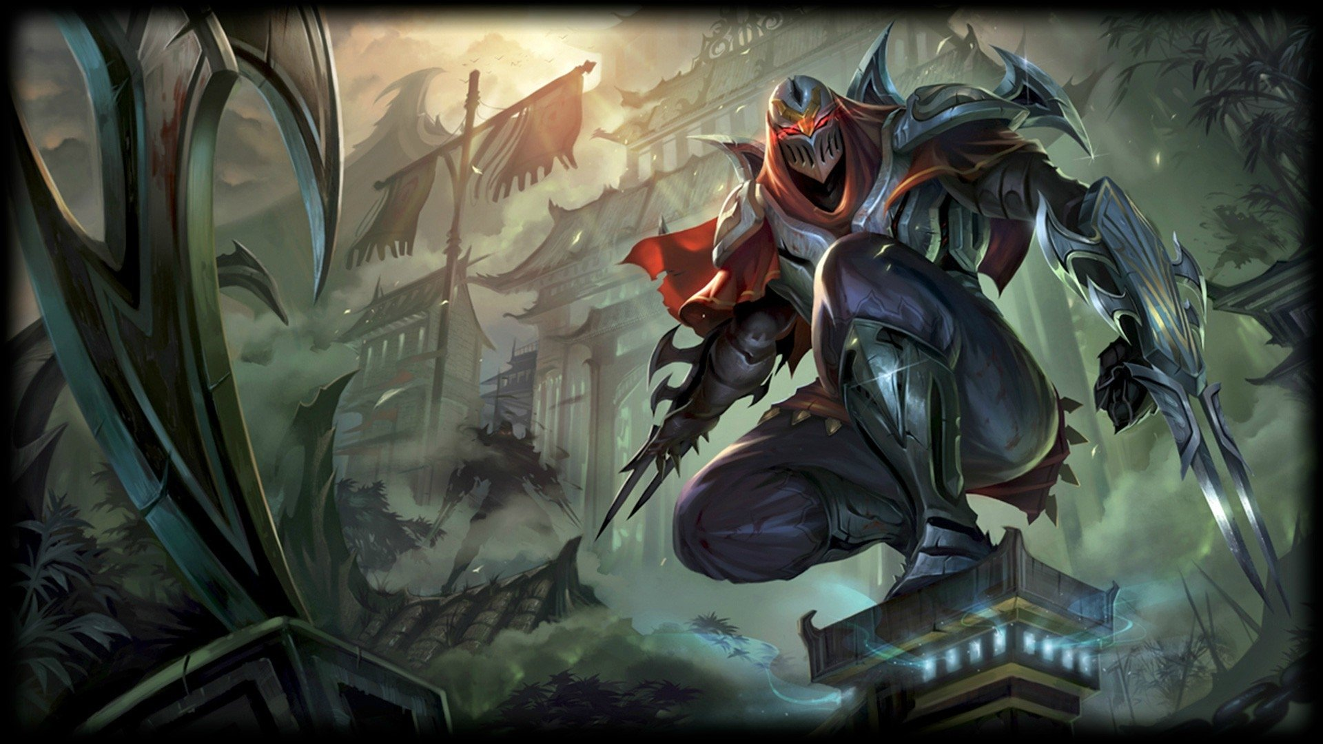 League Of Legends Zed Wallpapers Images Is Cool Wallpapers