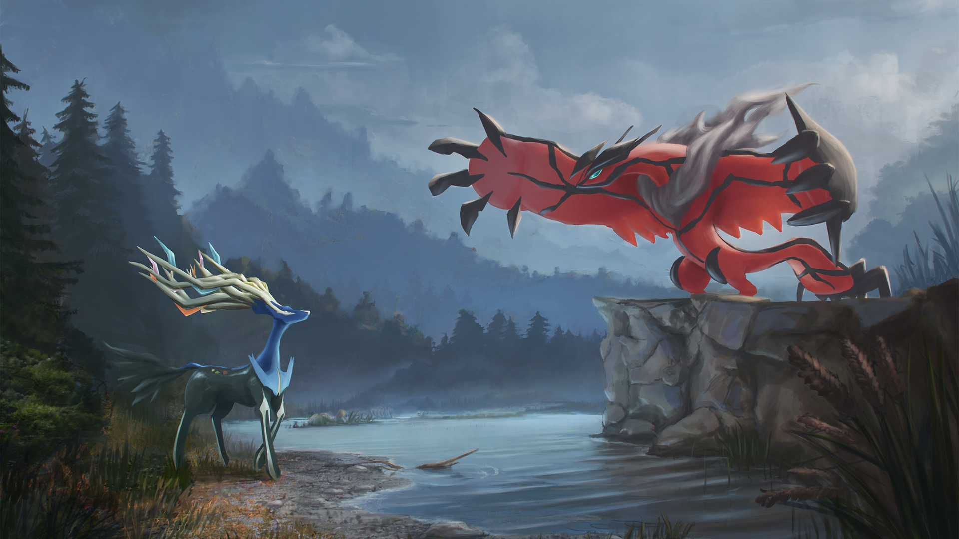 Legendary Pokemon 3d Wallpaper High Definition Is Cool Wallpapers