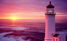 Lighthouse Sunset Wallpaper High Quality Resolution Is Cool Wallpapers
