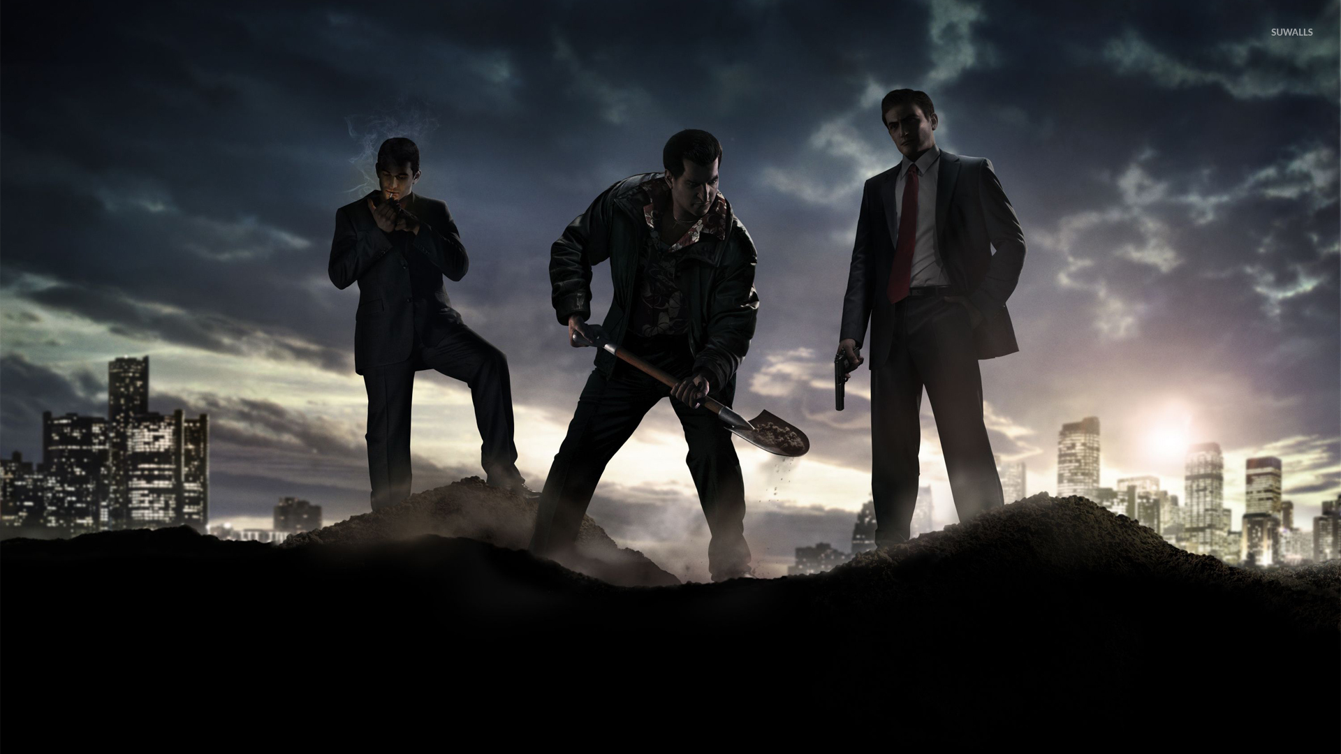 Mafia Picture Is Cool Wallpapers
