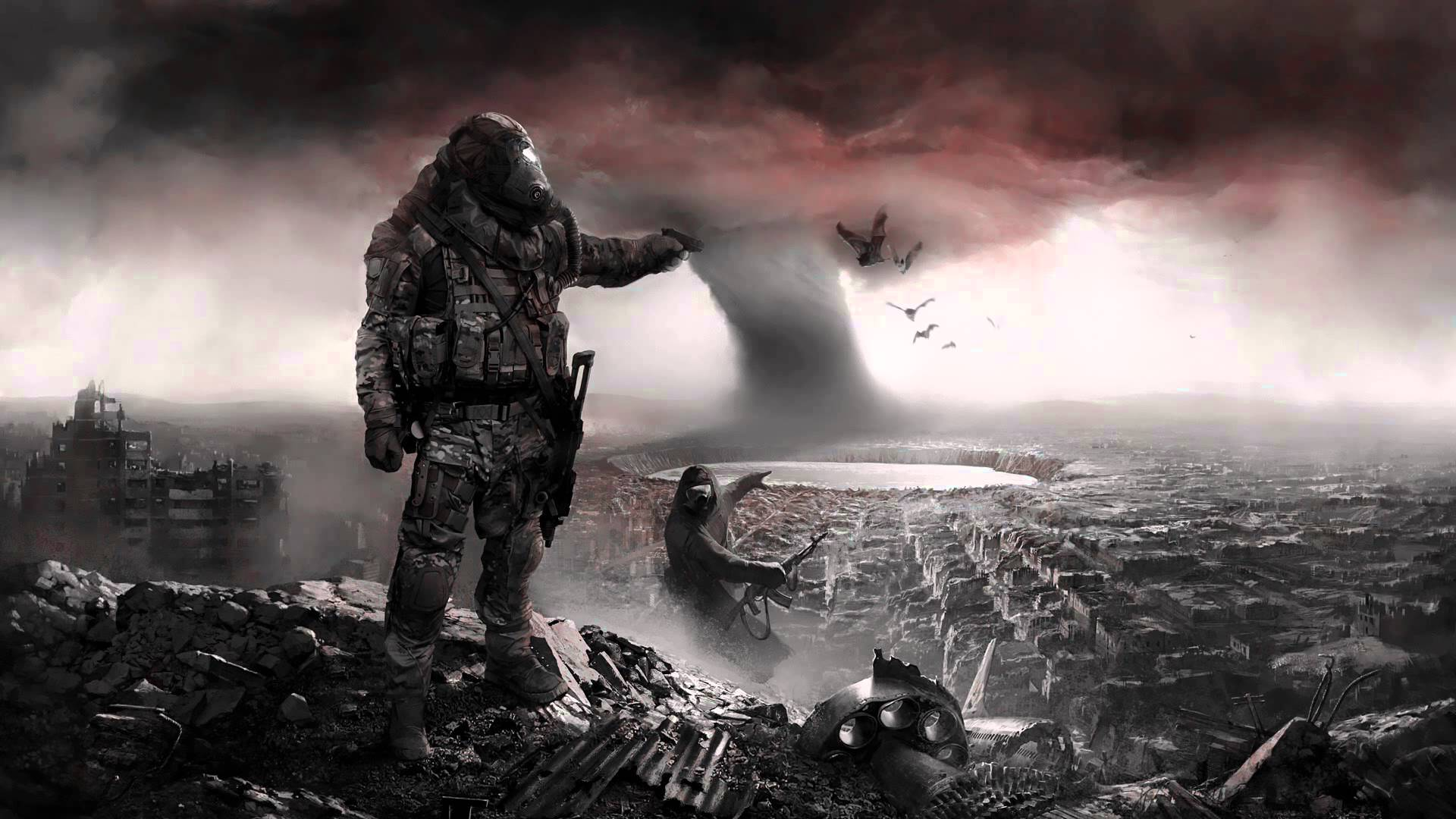Nuclear War Wallpaper Wide Is Cool Wallpapers