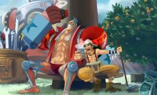 One Piece Franky Wallpaper Background Is Cool Wallpapers
