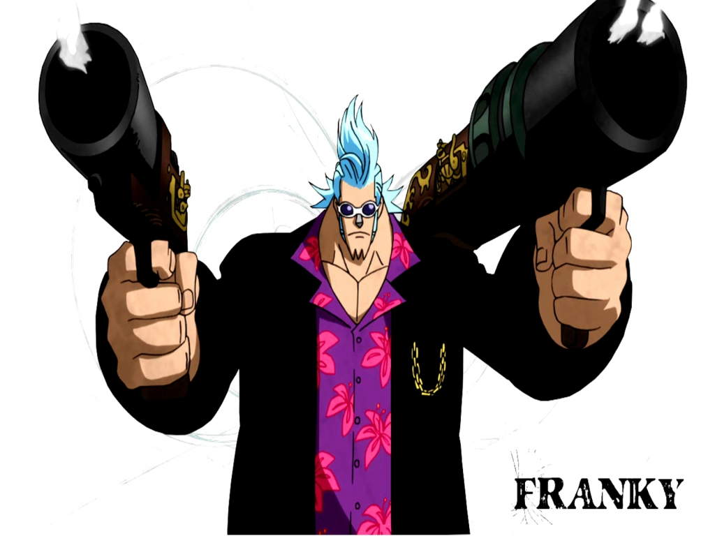 One Piece Franky Wallpaper For Android Is Cool Wallpapers