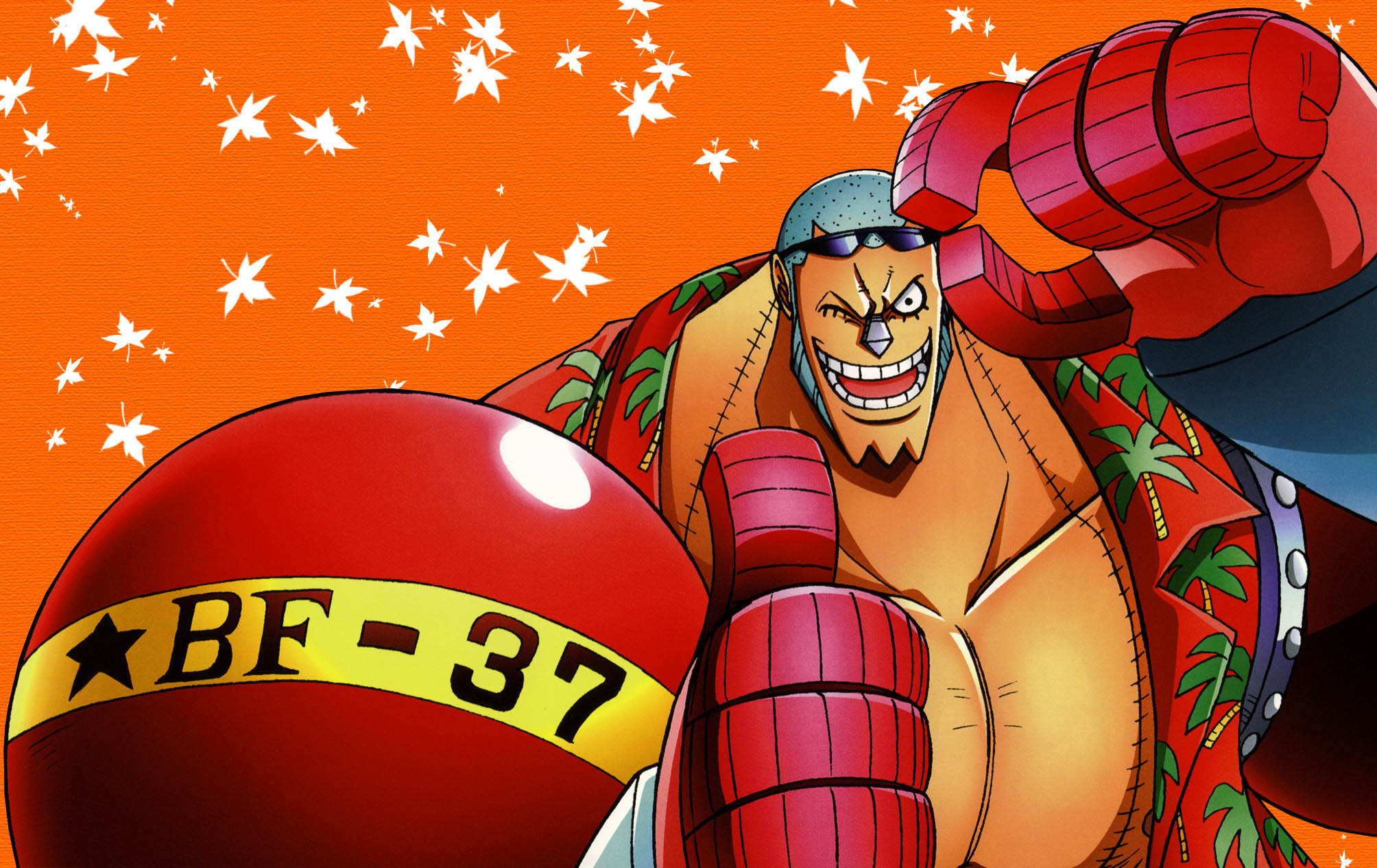 One Piece Franky Wallpapers Phone Is Cool Wallpapers