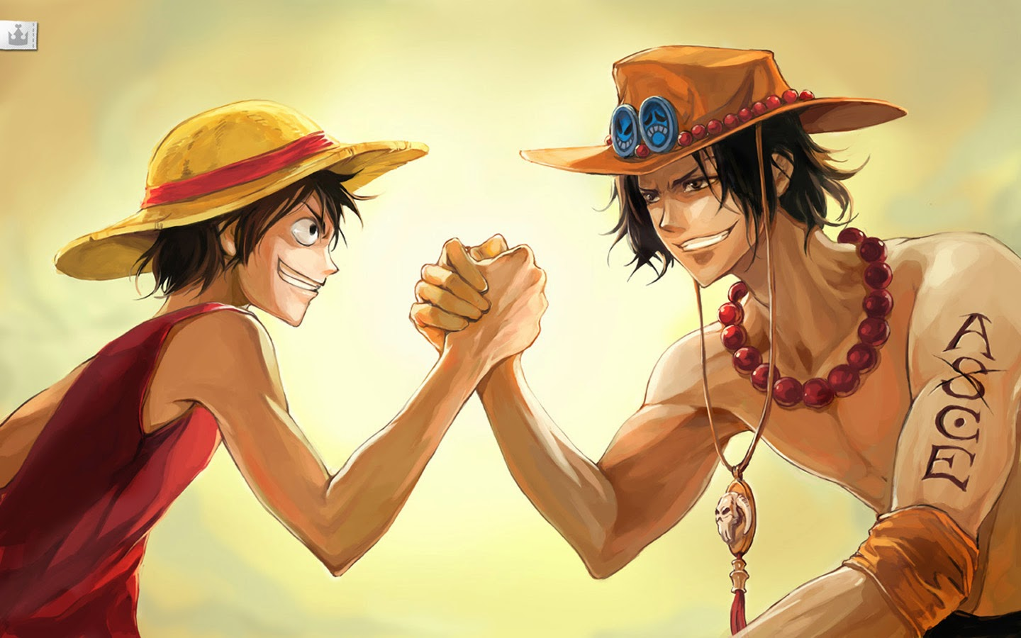 One Piece Luffy And Ace Pictures Is Cool Wallpapers