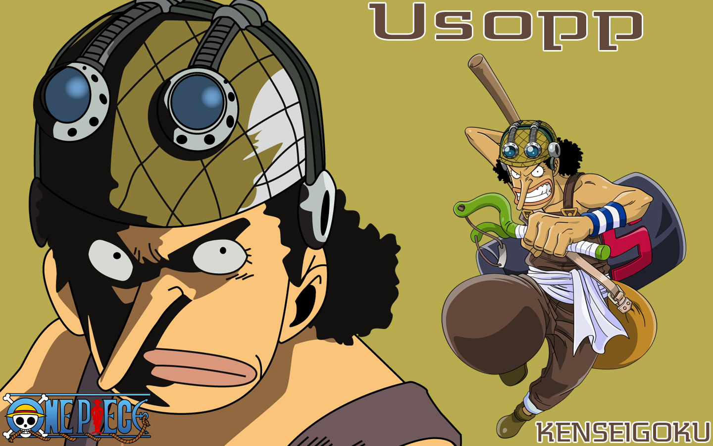 One Piece Usopp Wallpaper Phone Is Cool Wallpapers