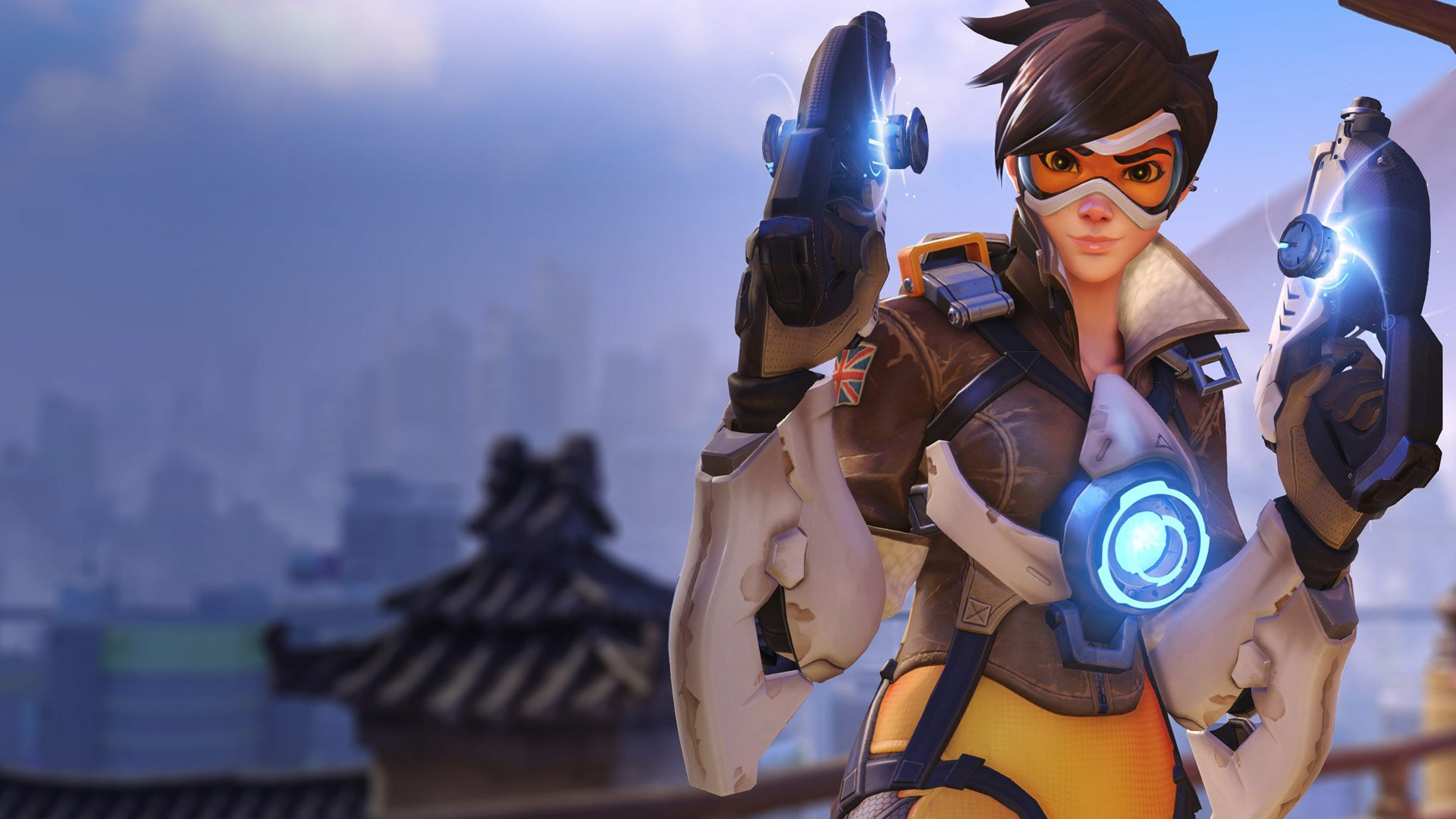 Overwatch Tracer Wallpaper Full Hd Is Cool Wallpapers