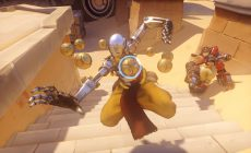Overwatch Zenyatta Transcendence Wallpaper Free Is Cool Wallpapers