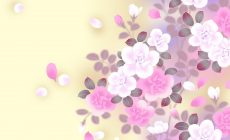 Pink Flower Pattern Wallpapers Desktop Is Cool Wallpapers