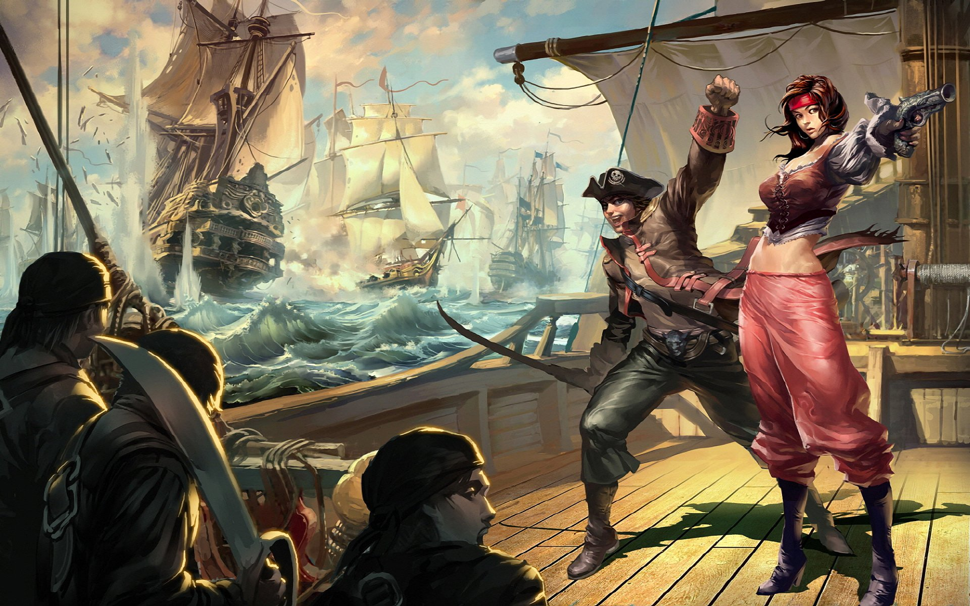 Pirate Wallpaper Hd Resolution Is Cool Wallpapers