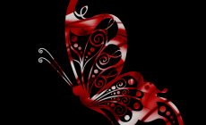 Red Butterfly Wallpaper Phone Is Cool Wallpapers