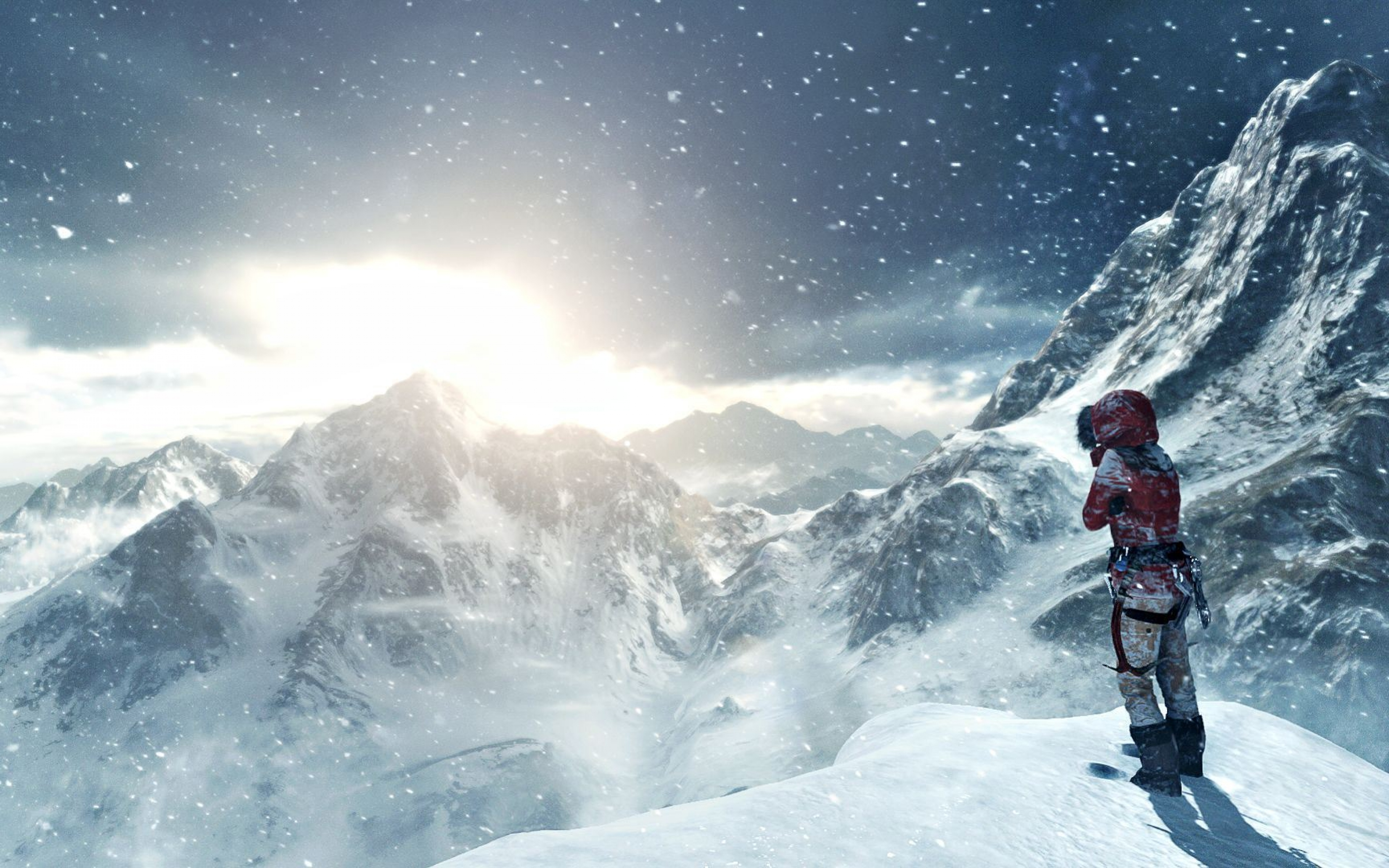 Rise Of The Tomb Raider Wallpaper Hd Resolution Is Cool Wallpapers